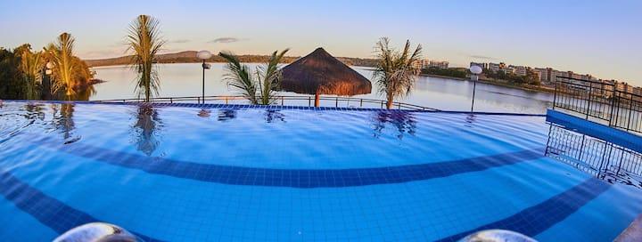 Caldas Novas, Resort do lago (LP1)