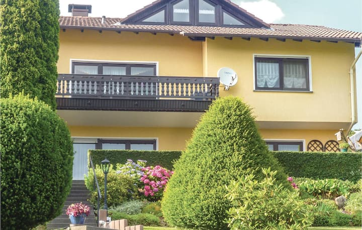 Amazing home in Schotten with WiFi and 1 Bedrooms