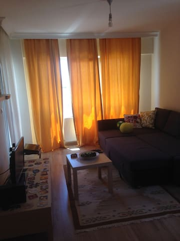 It's in bornova in central - Izmir - Apartment
