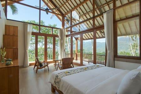 Palmterrace 1bed room pent house