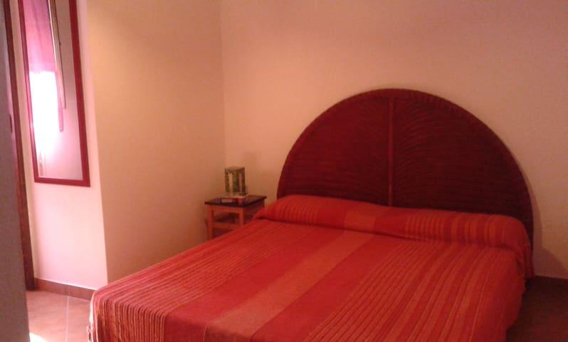 Camera matrimoniale, bagno privato - Palaia - Apartamento