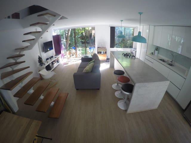 Duplex tipo loft - Medellín - Lejlighed