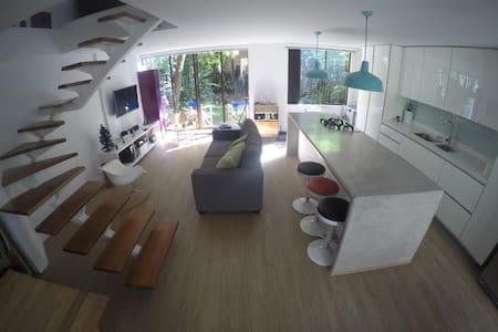 Duplex tipo loft - Medellín