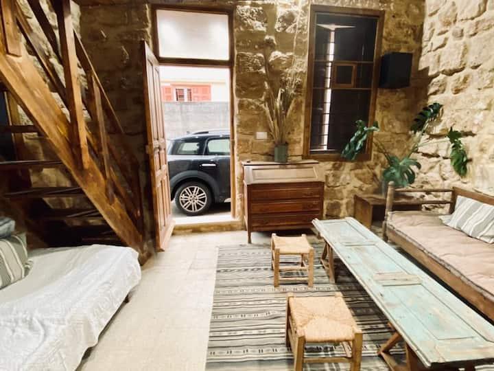 Bohemian Stone - Apartment in Batroun Old Souk