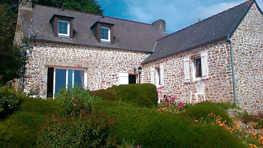 Maison en pierre - Le Vrétot - House