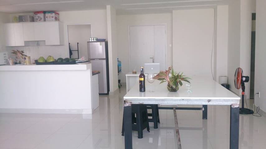 Share living room at quiet area - Ho Chi Minh City - Appartement