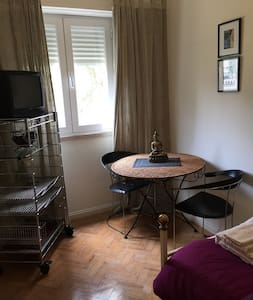 ROOM+Bathroom - 15 min to Center City (metro ROMA) - Lisboa