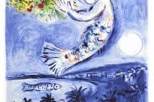 L'Oiseau Bleu , terrasse top floor
