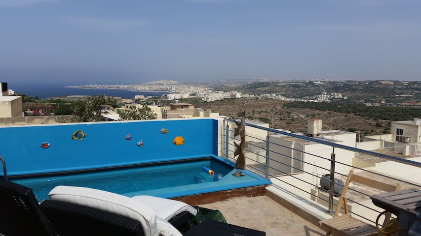 Luxury accomodation in Mellieha - Il-Mellieħa - Hus