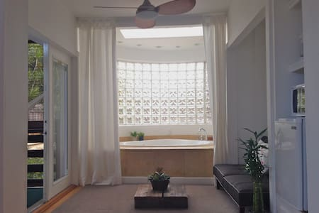 """Zen -Studio""W/Jacuzzi in Miami Beach+FREE Parking - Miami Beach - Apartment"