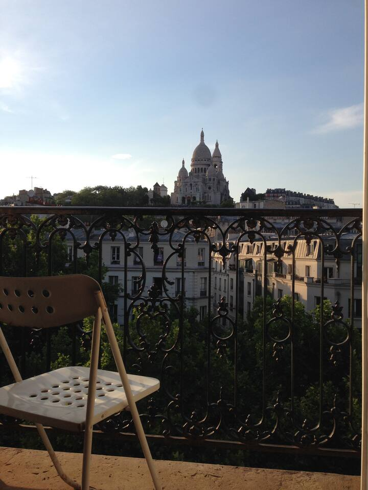 Sunbathing in Paris