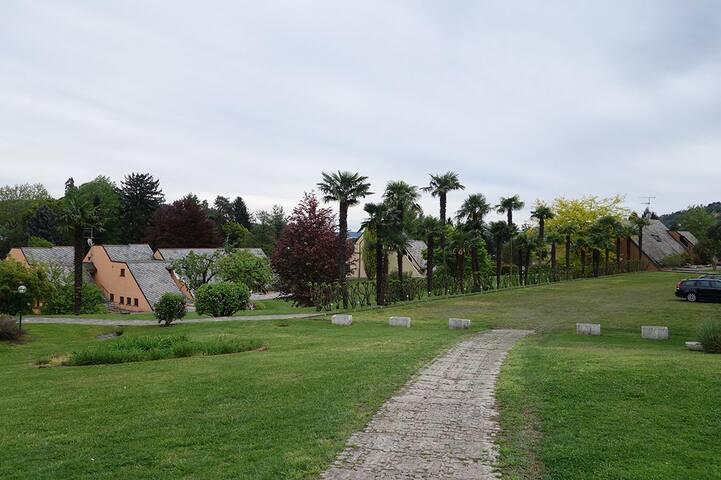 Casa sul lago - Meina - Townhouse