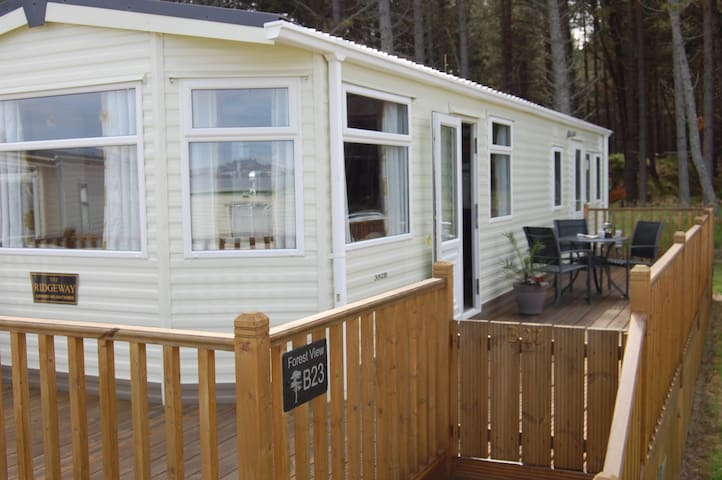 Cosy comfortable seaside caravan - Burghead - Other