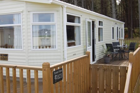 Cosy comfortable seaside caravan - Burghead - Altres