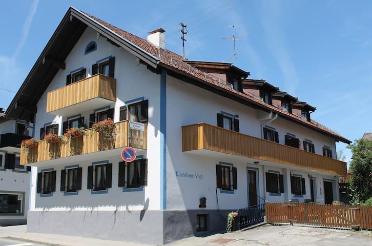 Das Gästehaus Vogt