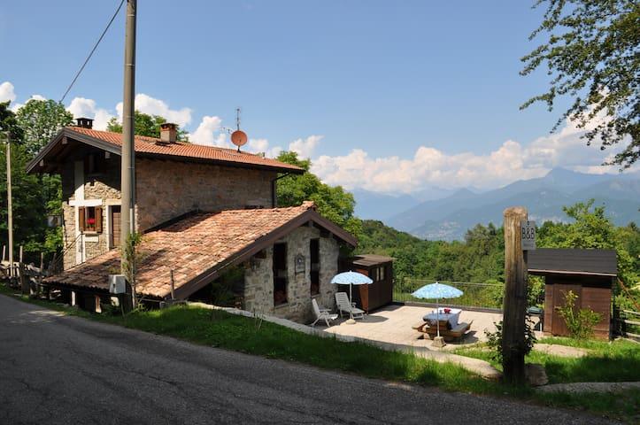 Al Praa Volt - Bellagio - Cabin