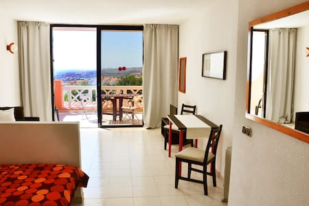 Studio with fantastic view - Costa Adeje - Apartemen