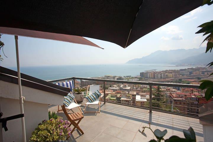 Villa Belvedere - Salerno - Apartmen