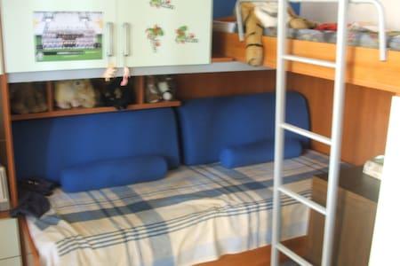 2 posti letto,bagno indipendente - Mappano