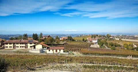 B&B and winery La Gibiana