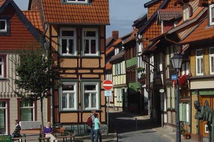 """Ferienhaus """"Am kleinsten Haus"""""""