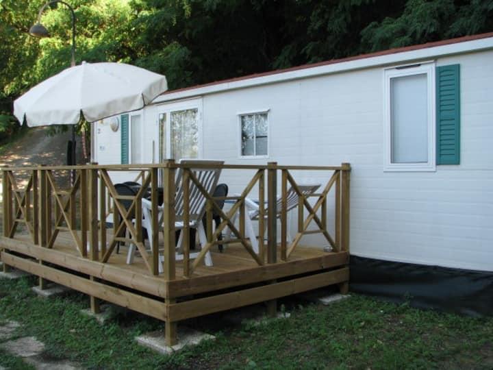 Casa mobile x 2 persone