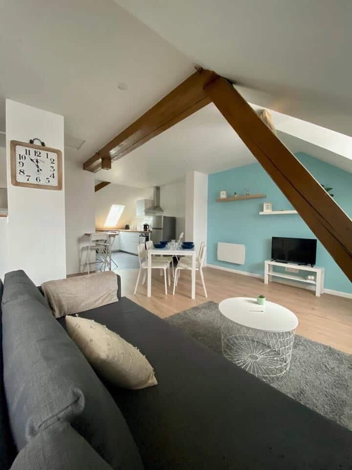 """Studio cosy """"comme à la maison"""""""