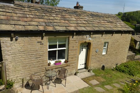 Dairy Cottage, Delph, Saddleworth.