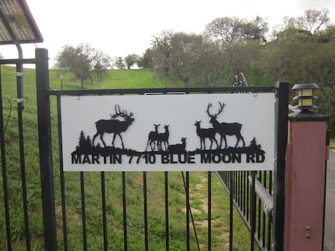 A Bluemoon Hideaway  Quiet & Cozy