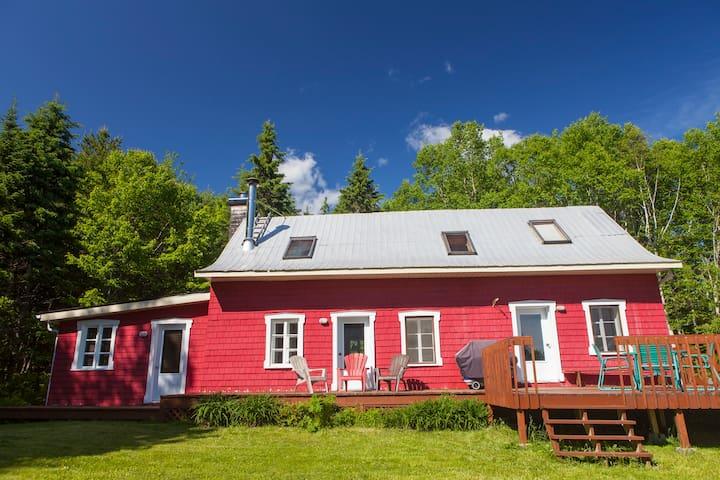 Maison de campagne à Baie St-Paul - Baie-Saint-Paul - Casa