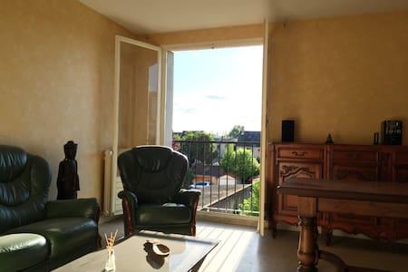 Grand 2 pièces / Balcon et Parking - Châteauroux - Apartamento