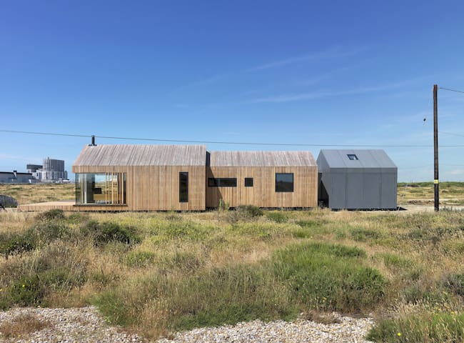 Award-winning Dungeness modern home - Romney Marsh - Casa