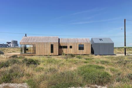 Award-winning Dungeness modern home - Romney Marsh - Huis