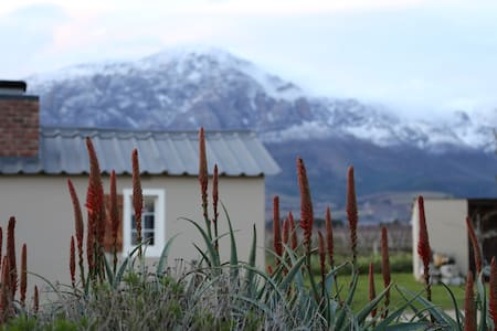 Malbec - cosy country farm cottage - Hus