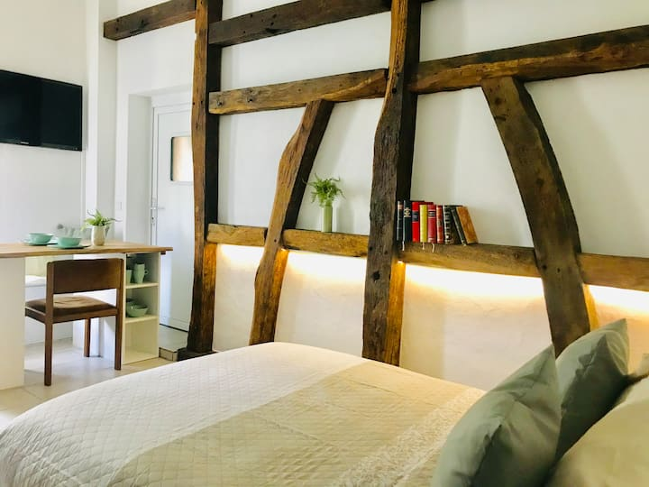 Cozy Room, Modern kitchen, Baden-Baden, Strasbourg