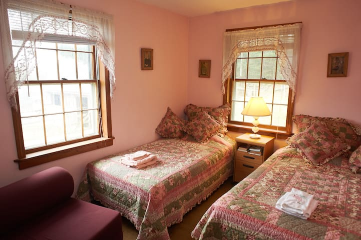New England Farmhouse Honeymoon Suite