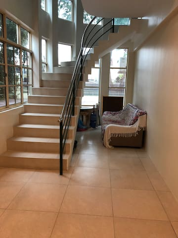 Staircase towards your room of stay