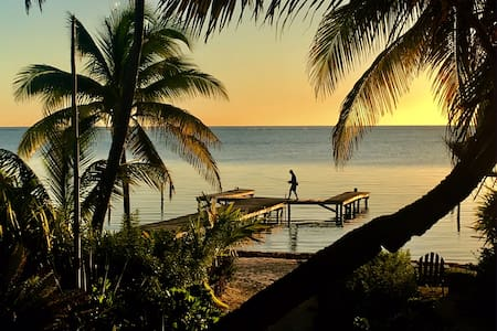 One Bedroom  Oceanfront  Suite on Ambergris Caye