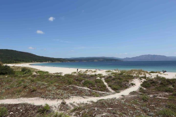 Apartamento primerísima línea de playa con vistas