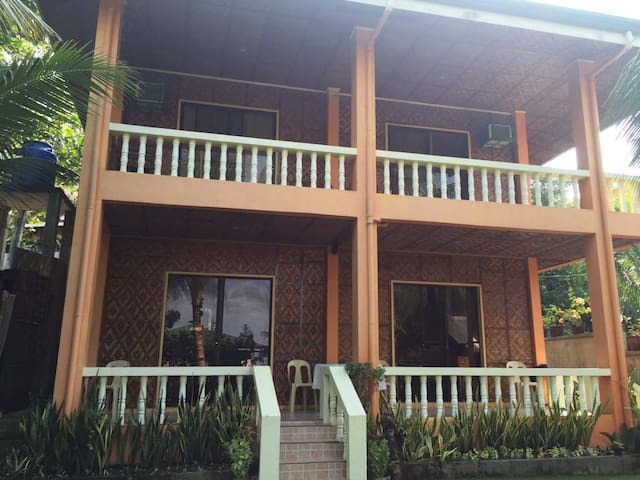 Casa Alegria-Bohol and its boardwalk to the sea - Tagbilaran City - Villa