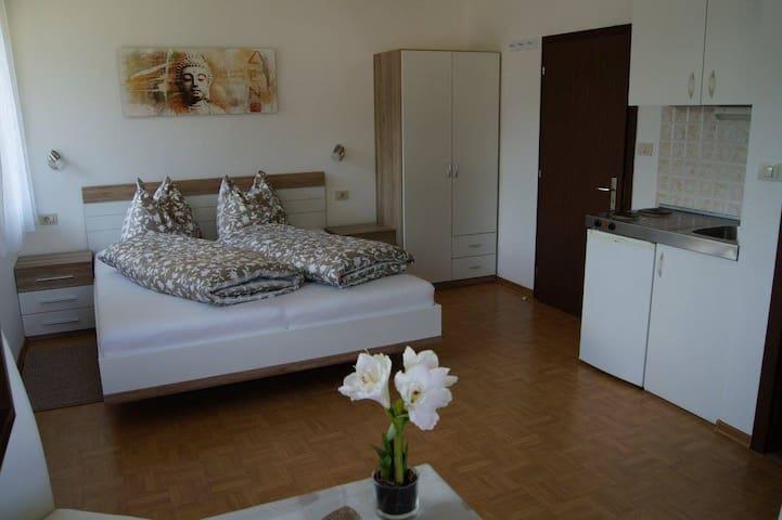"Doppelzimmer ""Sunset"" - Lüsen - Bed & Breakfast"