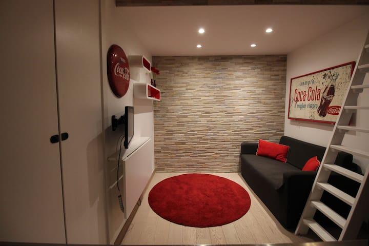 Appartamento Città Studi Piola Red Suite