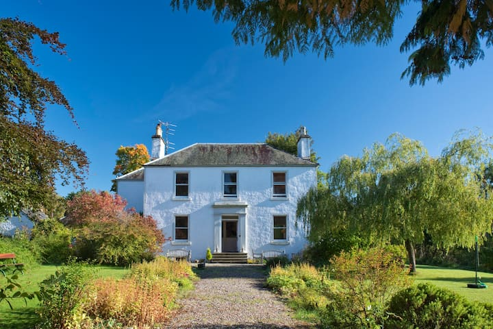 Rosebank House, ideal for families - Blairgowrie and Rattray - Bed & Breakfast