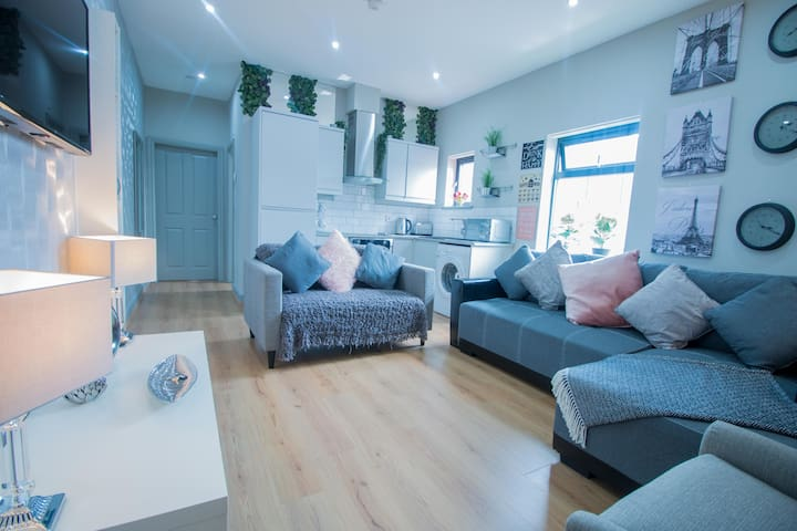 Liverpool City Centre Affordable Apartments
