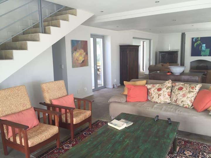 Stellenbosch family villa