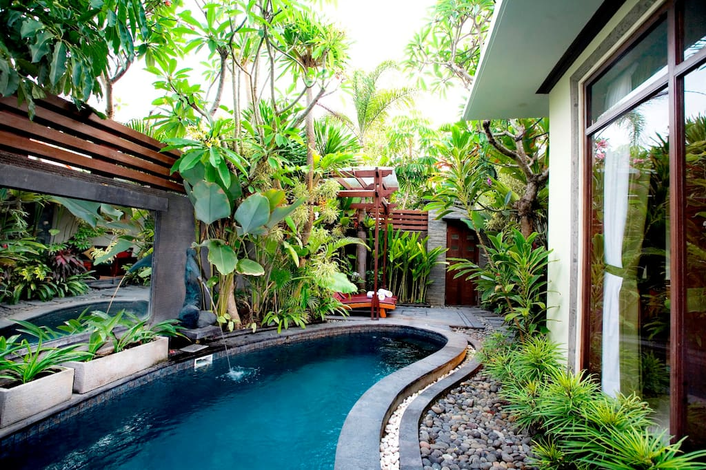 Your very own private pool