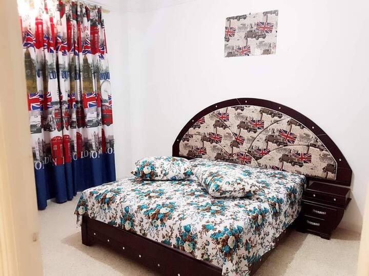 Un appartement s+2 pour vos vacances a Kélibia