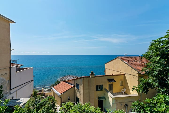 Stylish Apartment in Cervo with Garden