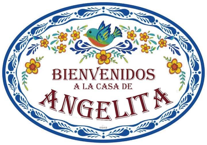 La casa de Angelita en Montejo Habitación para 3
