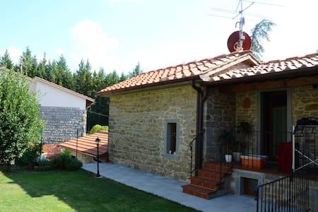 IL PRATO bellissimo rustico toscano - Pratovecchio  (AREZZO)
